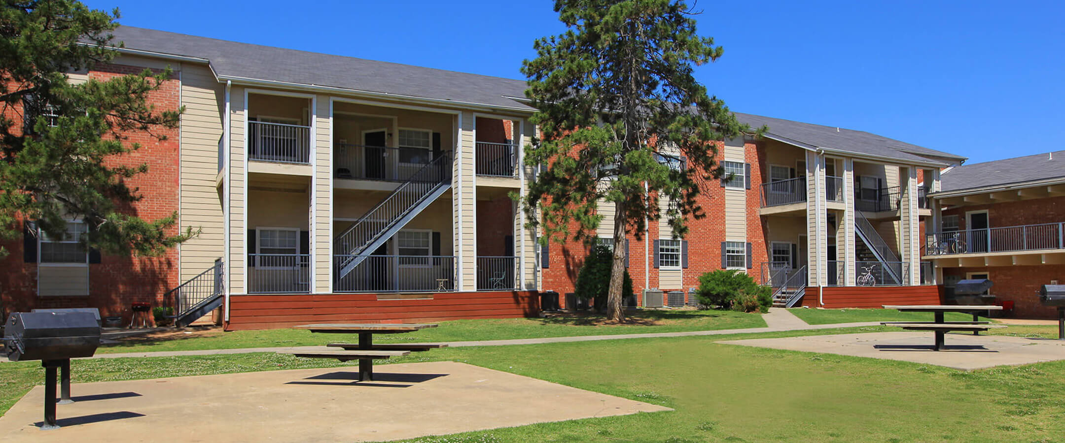 Emerald Greens Apartment Homes In Norman Ok